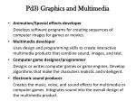 pd3 graphics and multimedia