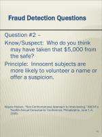 fraud detection questions1