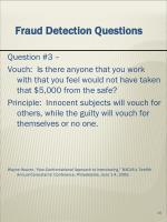 fraud detection questions2