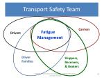transport safety team2