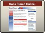 docs stored online