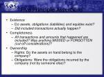 five principle assertions