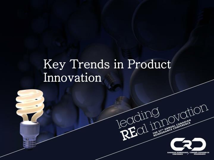 key trends in product innovation n.