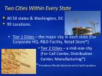 two cities within every state
