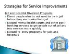 strategies for service improvements2