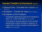 income taxation of insurance page 69