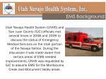 utah navajo health system inc74