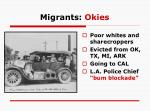 migrants okies