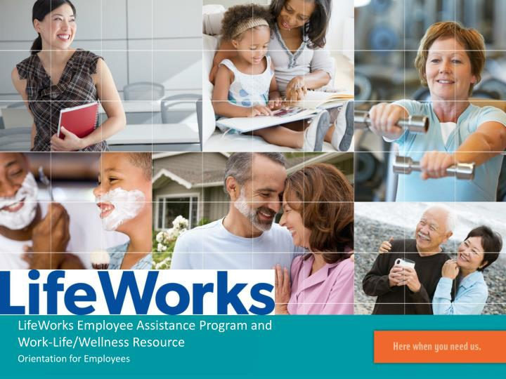 lifeworks employee assistance program and work life wellness resource n.