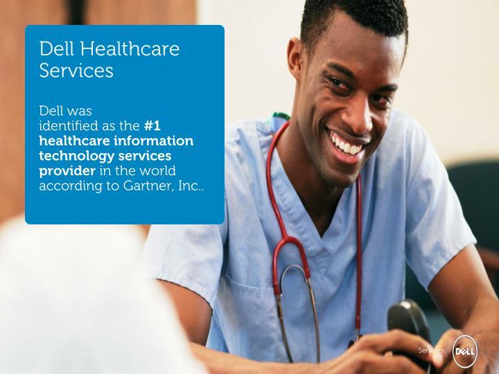 Dell Healthcare Services