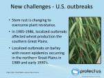 new challenges u s outbreaks