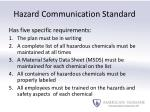 hazard communication standard1