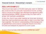 financial controls stewardship s examples1