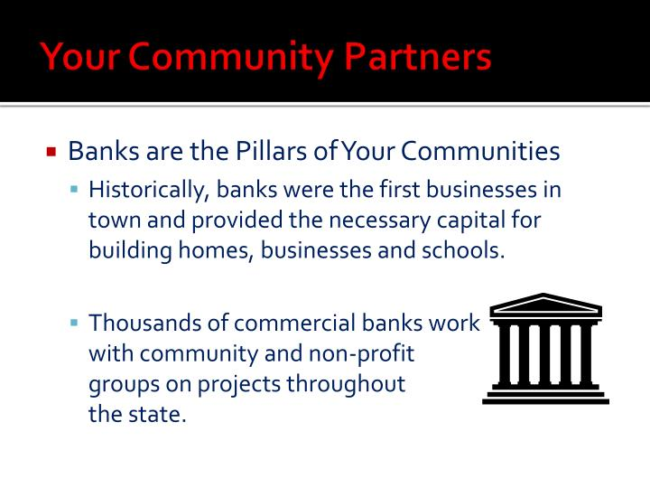 Your Community Partners