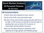 stock market analysis personal finance mr bernstein2