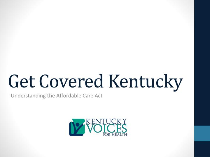 get covered kentucky n.