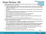 state review ok