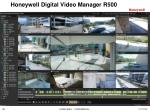 honeywell digital video manager r5003
