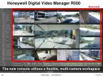 honeywell digital video manager r5005