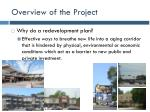 overview of the project2