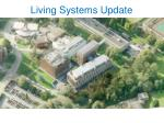 living systems update
