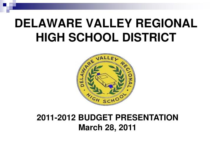 delaware valley regional high school district n.