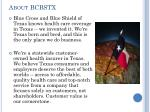 about bcbstx