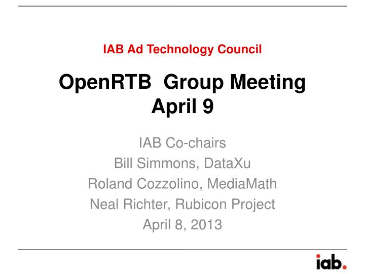 openrtb group meeting april 9 n.