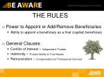 the rules4
