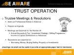 trust operation2