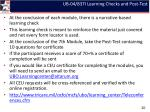 ub 04 837i learning checks and post test