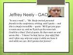 jeffrey neely gao