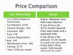 price comparison1