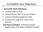 5 establish your objectives1