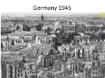germany 1945