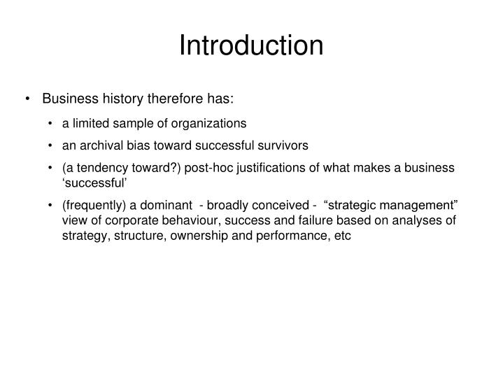 Introduction1