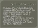 technical corrections1