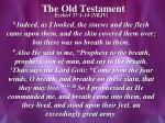the old testament3