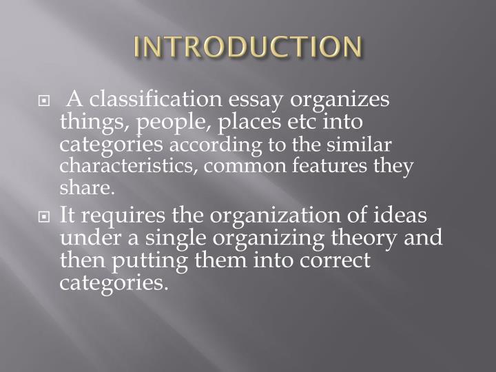 essay organization powerpoint Organizational patterns  if your essay is like a house, how is your essay built  organization in writing refers to the arrangement of ideas in a sentence, paragraph, or essay.