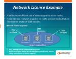 network license example