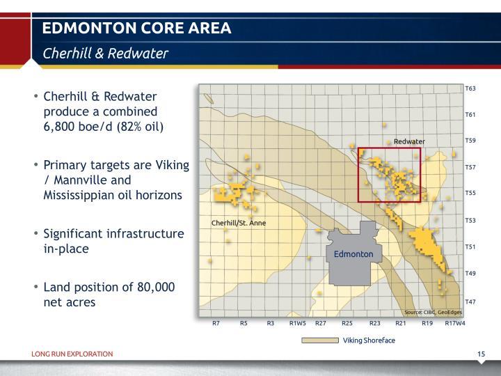 Edmonton Core Area