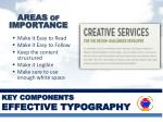 key components effective typography2