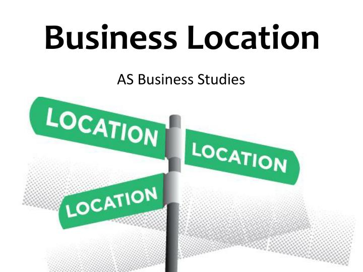 business location n.