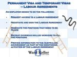 permanent visa and temporary visas labour agreements2