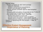 effective project management importance of planning2