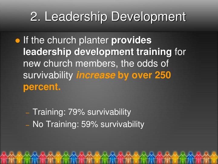 2. Leadership Development