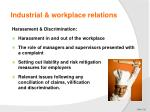 industrial workplace relations6