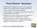 free choice vouchers1