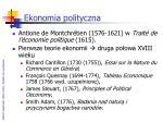 ekonomia polityczna1