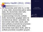 henry hazlitt 2012 1946